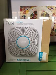 Nest smoke and co2 detector