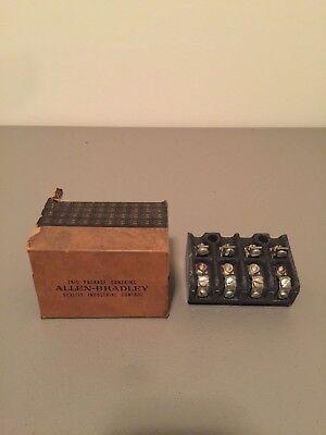 New In Box Allen-bradley Contact Block X-49661