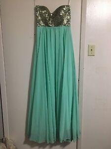 Prom/ Grad/ Semi dress