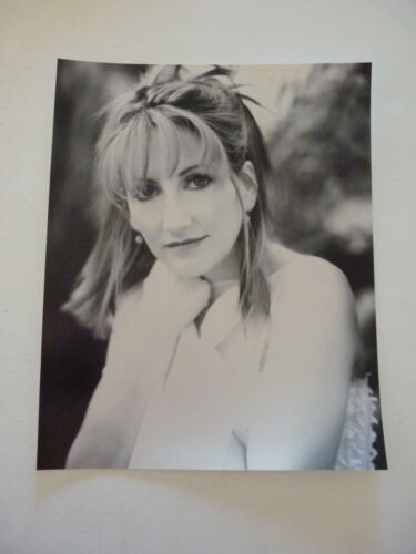 Leeann Womack Country Music Singer 8x10 B&W Promo Photo