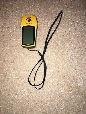 GARMIN Etrex 12 Channel Handheld GPS Hiking Fishing Hunting Camping