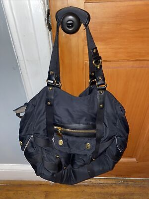 Stella McCartney Lesportsac Duffel/ Weekender/ Tote black