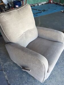 Rocker, swivel, recliner  chair