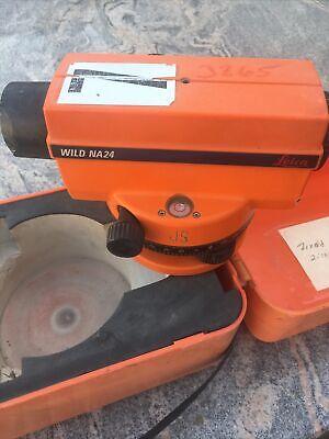 Leica Wild Na24 Automatic Level 656229