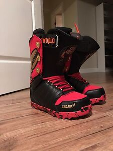 ThirtyTwo LashedxCrabGrab collab boots