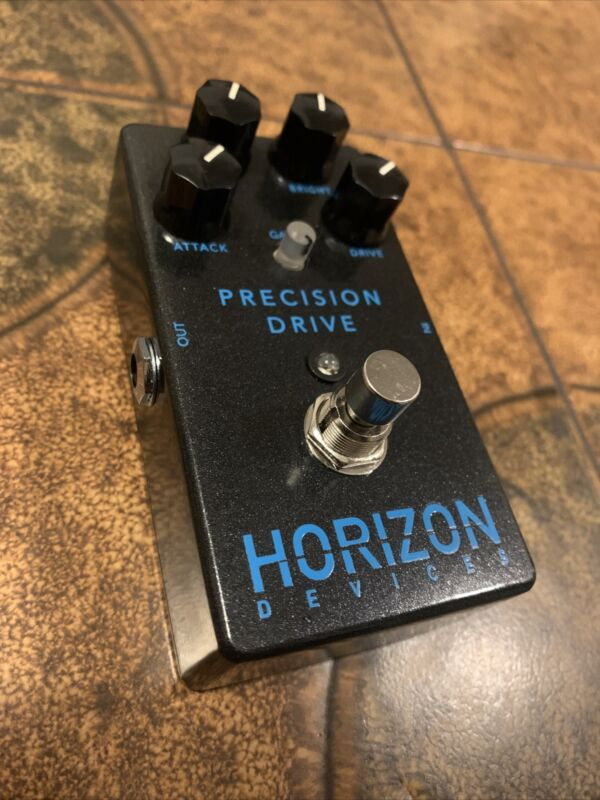 Horizon Devices Precision Drive Overdrive Effects Pedal Metal