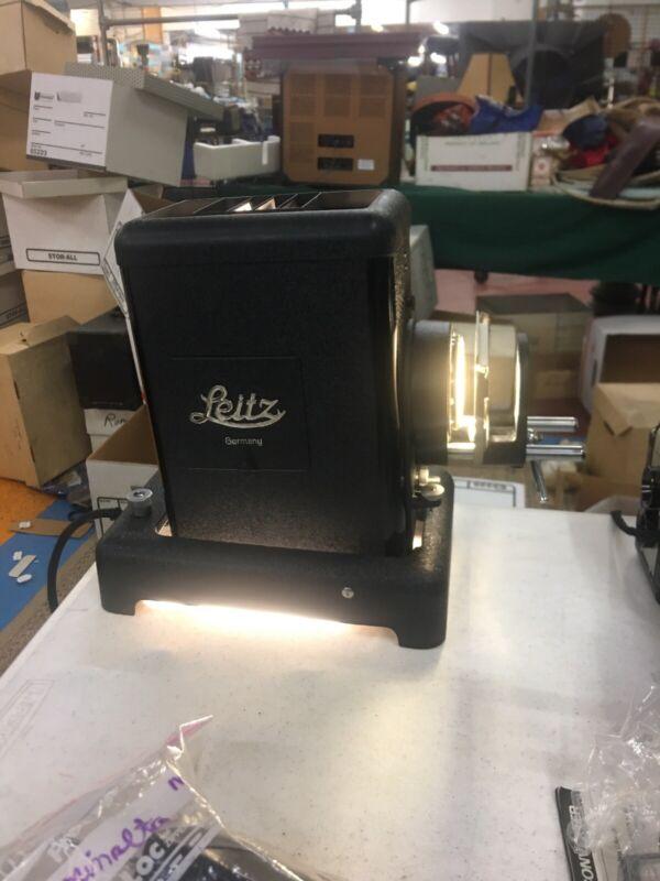 Vintage Leitz Slide Projector
