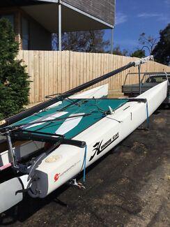 Hobie 20 with Trailer Blairgowrie Mornington Peninsula Preview