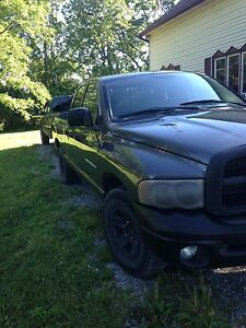 Dodge Ram 1500 for sale or trade