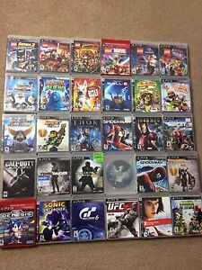 PS3 GAMES CHEAP PRICES!!