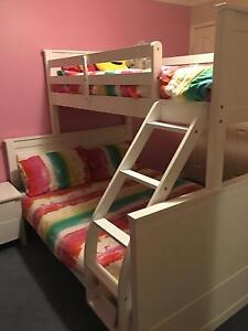 Double Bunk Bed Jane Brook Swan Area Preview