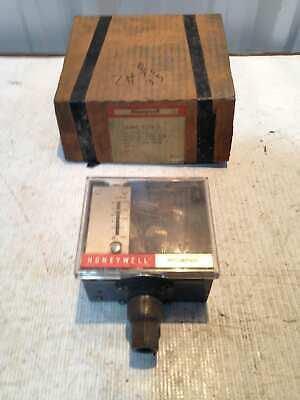Honeywell L404c 1139 2 Pressuretrol Boiler Oil Pressure Controller 20-300psi