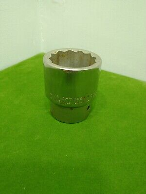 Wright 1 Drive 1 1116 Impact Socket 8154 Made In Usa Forged Alloy