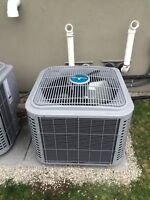 Air-conditioner installation $2850 and up 587-437-3308