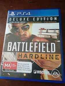 Battlefield hardline ps4 Woodville Gardens Port Adelaide Area Preview
