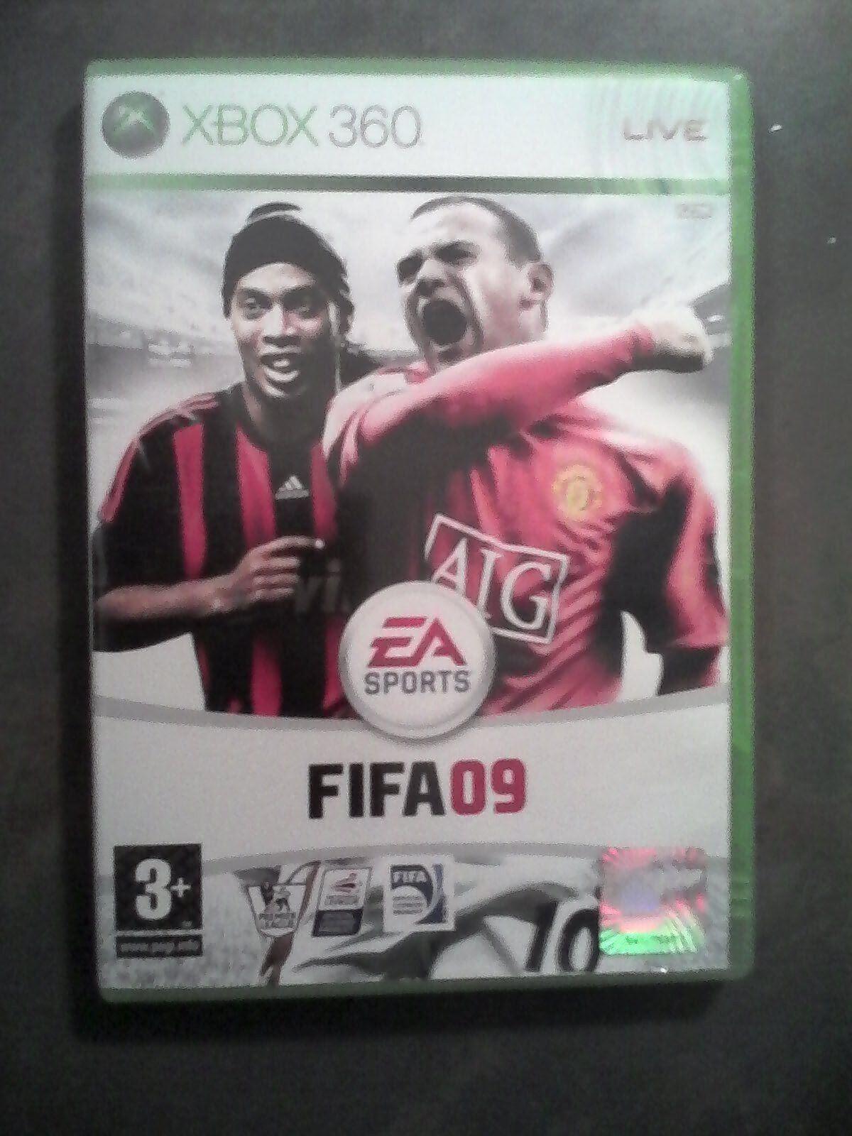 FIFA 09 -- Classics (Microsoft Xbox 360, 2009)