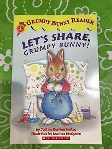 Grumpy bunny reader - level 1