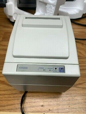 Citizen Dot Matrix Printer Idp 3551 White