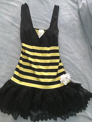 Girls Halloween Costume Size 6 - Girls Bumblebee Costume
