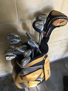 Golf clubs and bag Perth Perth City Area Preview