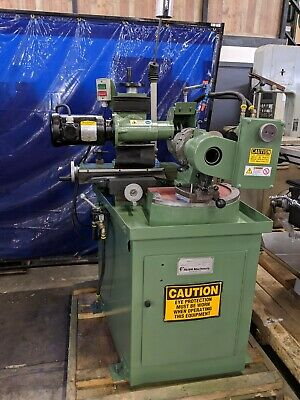 Rush Drill Grinder 252-a Semi-automatic