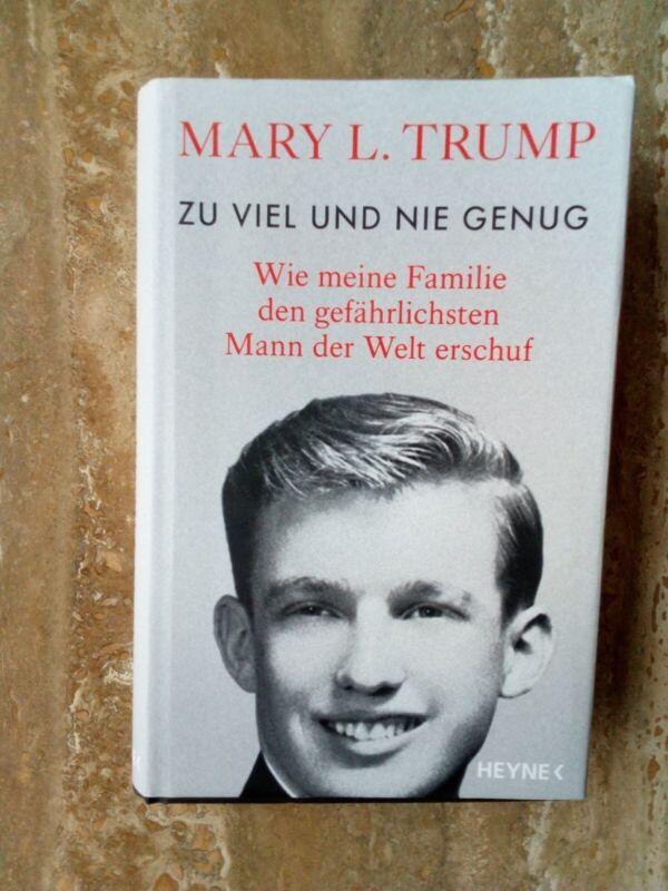 Mary L. Trump: Zu viel und nie genug (2020, gebunden)