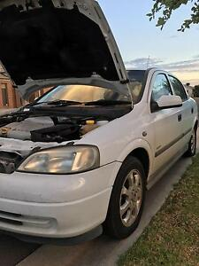 2001 Holden Astra TS Sedan Manual Taylors Hill Melton Area Preview