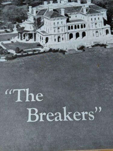 "1952 ""The Breakers"" Newport, Rhode Island Handbook-Good Condition-Free Shipping"