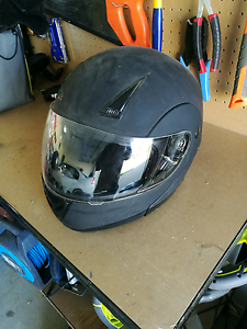 As new flip helmet Thornlands Redland Area Preview