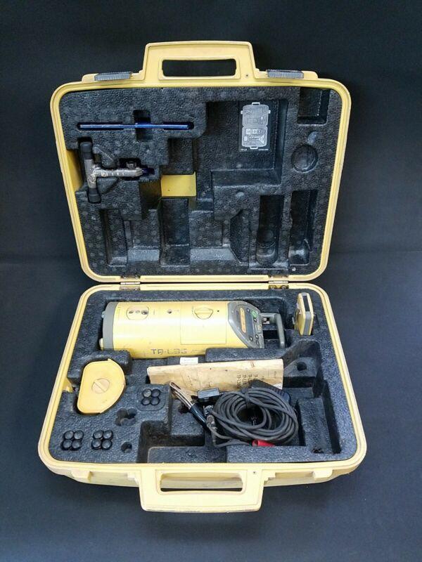 Topcon TP-L3G Green Pipe Laser 0-40% Grade