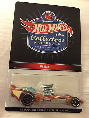 2016 Hot Wheels 16th Nationals Convention Dinner Madfast Drag Car
