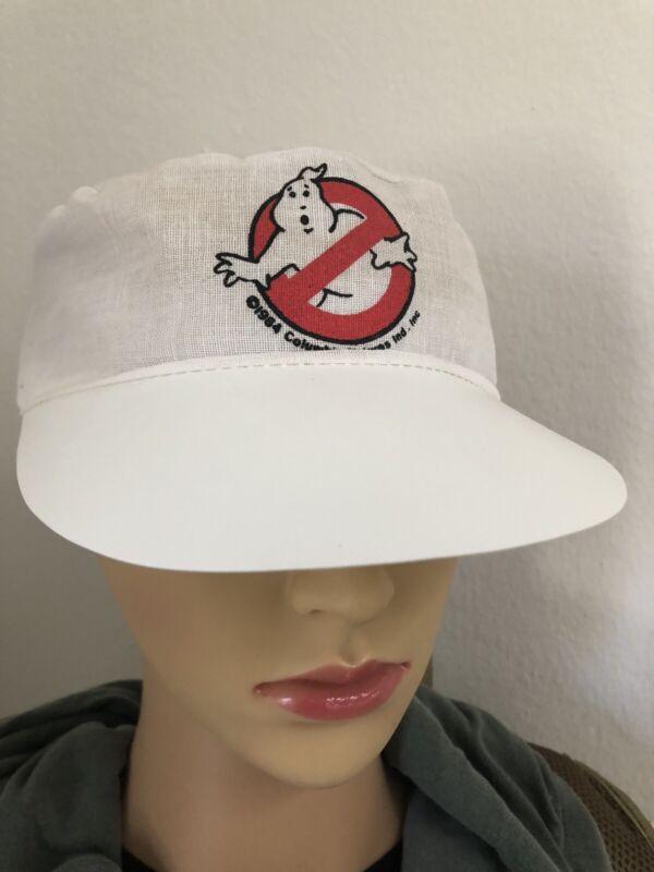 Ghostbusters Hat Vintage Painters Cap