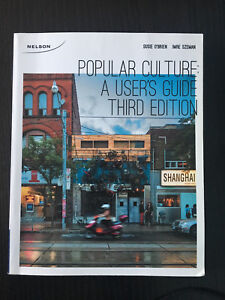 Popular culture: A Users guide third edition
