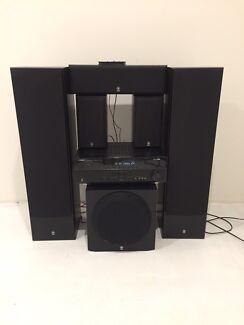 Yamaha home theatre system
