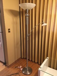 Like new modern floor lamp