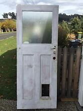 TIMBER DOOR ok condition Cygnet Huon Valley Preview