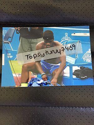 Frances Tiafoe Tennis Photo Aegon Wimbledon 2017 6X4 Inch