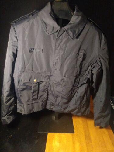 BLAUER Men's Gore-Tex Jacket Coat Zip-In Lining 46 Reg Black
