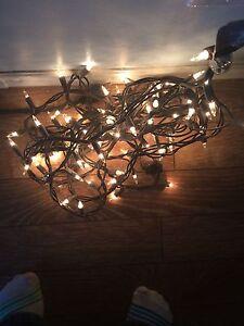 20-25 ft string mini-lights.  Edmonton Edmonton Area image 1