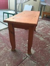 Big Solid wooden Table for sale Mount Lewis Bankstown Area Preview