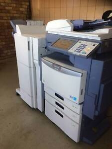 Photocopier - Toshiba 4520 Colour MFP with Saddle Stitch collator