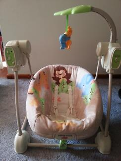Baby swing FisherPrice Boronia Knox Area Preview