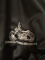 Indian Motorcycles Black Bomber Thinsulate Jacket Size L