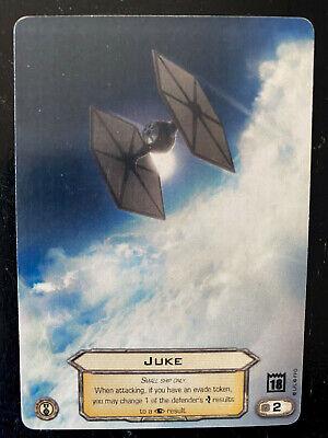 Star Wars Destiny: Juke Organized Play Promo Card*