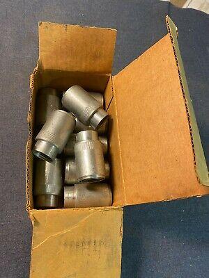 Box Of 10 Appleton Unf-75 34 Explosion Proof Union New