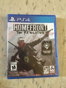 (PS4) Homefront: The Revolution