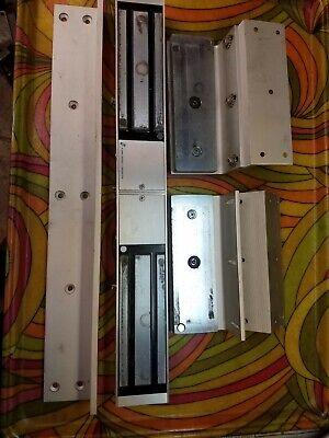 Alarm Controls Corporation Double Magnetic Door Lock 1200 R16759