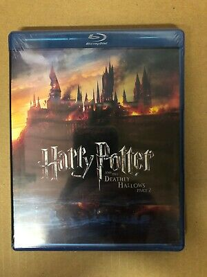 Harry Potter and the Deathly Hallows part 2   BluRay  NEW & Sealed  HH8