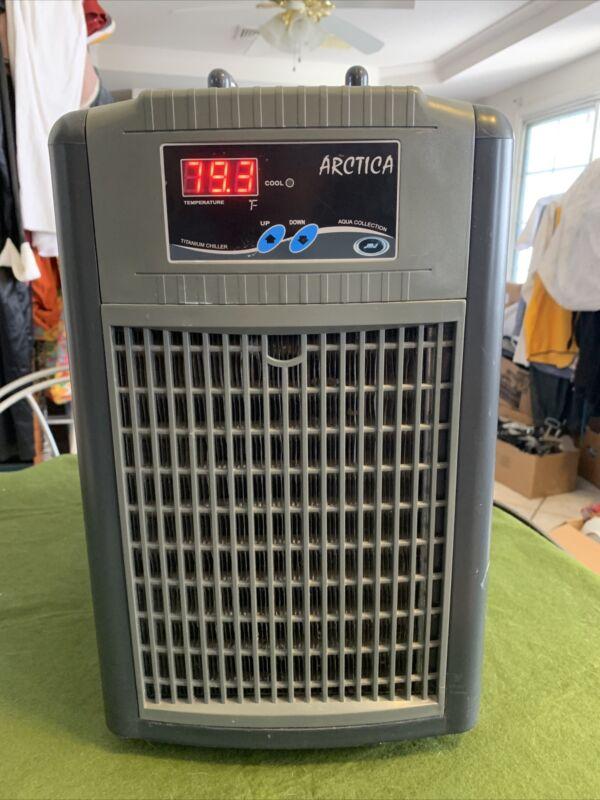 JBJ Arctica DBA-075 Titanium Series 130gal Aquarium Chiller 1/10HP 75W Cooler