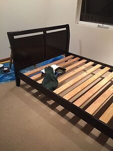 BED FRAME- double bed Peakhurst Hurstville Area Preview